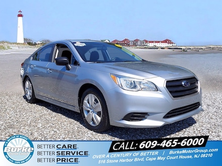 Pre-Owned 2016 Subaru Legacy 2.5i Sedan for Sale in Cape May Court House