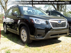 New 2020 Subaru Forester Base Model SUV JF2SKADC3LH525204 for Sale in Cape May Court House, NJ
