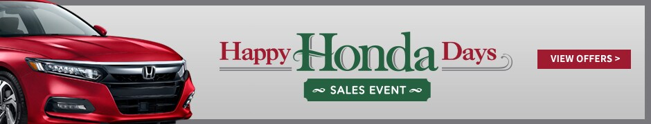 Happy Honda Days at Burleson Honda
