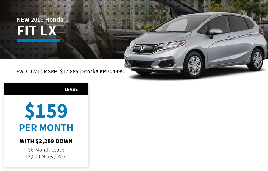 Honda Finance Specials >> New Honda Lease And Finance Specials At Burleson Honda