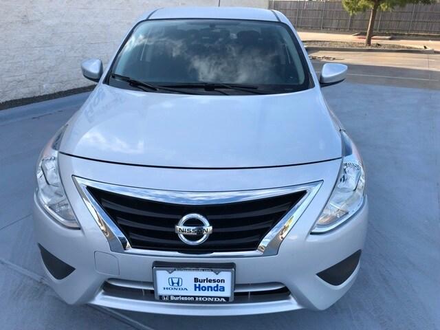 Nissan Of Burleson >> Used 2019 Nissan Versa For Sale At Burleson Honda Vin 3n1cn7ap9kl806544