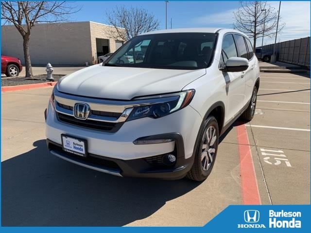2019 Honda Pilot EX SUV