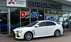 Burlington Mitsubishi