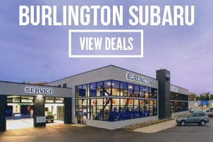 Burlington Subaru Deals