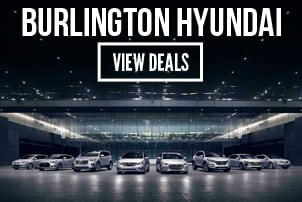 Burlington Hyundai Deals