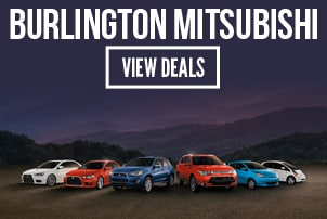 Burlington Mitsubishi Deals