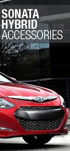 Hyundai Sonata Hybrid Accessories