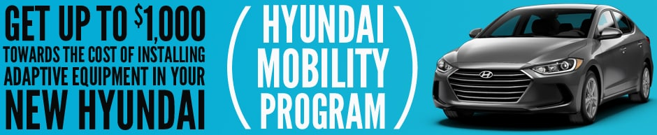 Hyundai Mobility Program