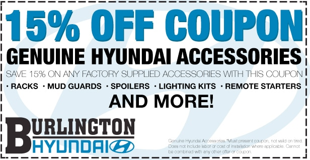 Hyundai Parts Coupon