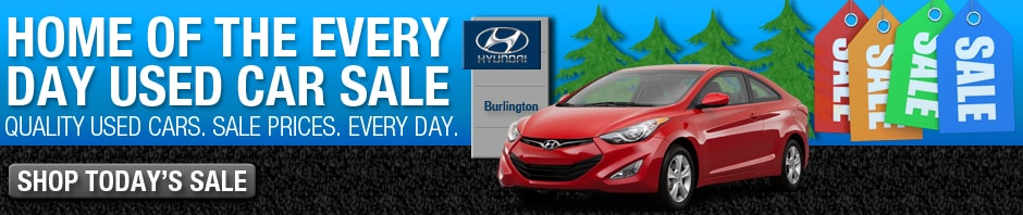 Every Day Used Car Sale