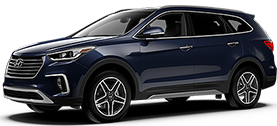 2018 Hyundai Santa Fe Lease Deal