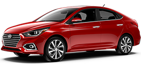2018 Hyundai Accent Finance Deal