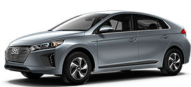 2018 Hyundai Ioniq Finance Deal