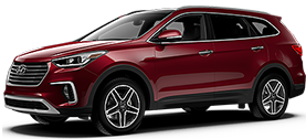 2017 Hyundai Santa Fe Lease Deal