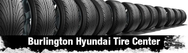Burlington Hyundai Tire Center