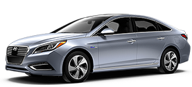 2017 Hyundai Sonata Hybrid Finance Deal