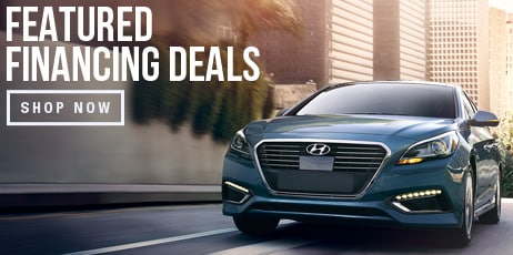 Hyundai Financing Deals