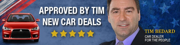 Approved by Tim Mitsubishi Deals