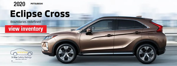 2020 Mitsubishi Eclipse Cross  Deals