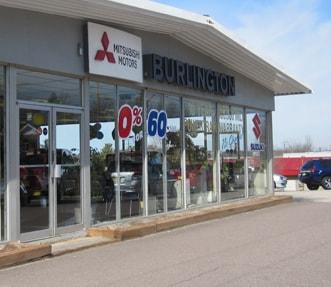 Burlington Mitsubishi New Mitsubishi Dealership In South - Mitsubishi dealerships