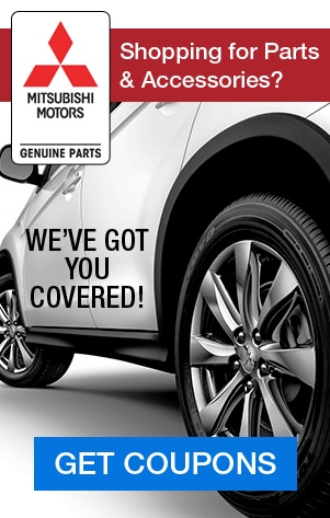Mitsubishi Parts Coupons