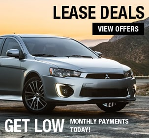 Mitsubishi Lease Deals