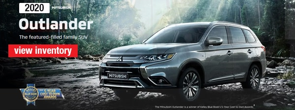 2020 Mitsubishi Outlander Deals