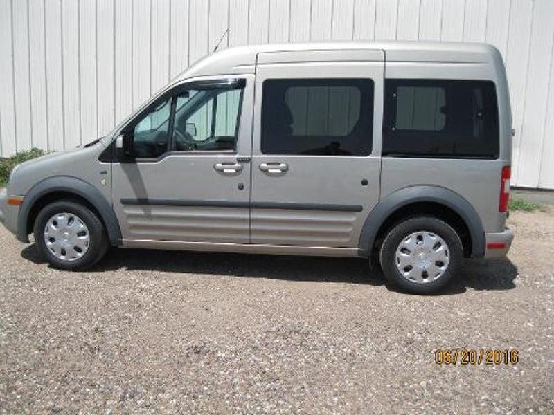 2013 Ford Transit Connect XLT Premium Van