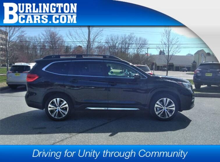 New 2019 Subaru Ascent Limited 7-Passenger SUV in Burlington