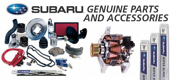 Selling Genuine OEM Subaru Parts & Subaru Accessories
