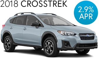 Subaru Crosstrek Finance Deal