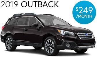 Subaru outback lease deals