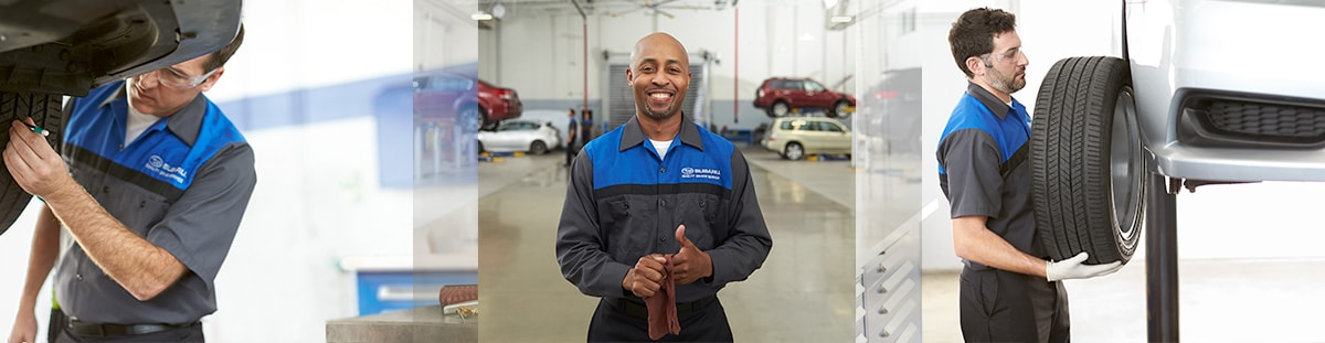 Burlington Subaru Service Center