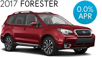 Subaru Forester Finance Deal