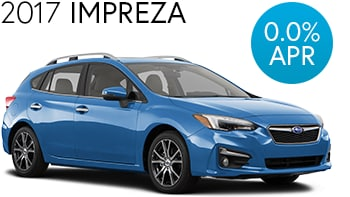 Subaru Impreza Finance Deal