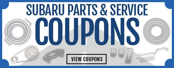 Subaru Service and Parts Coupons