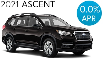 2021 Subaru Ascent Finance Deal