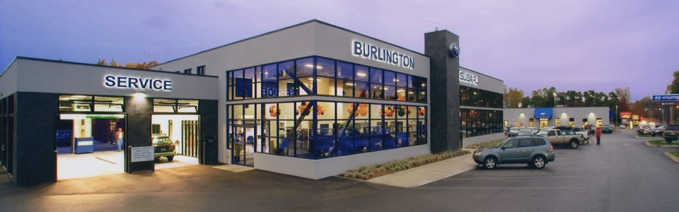 About Burlington Subaru