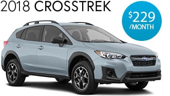 Subaru Crosstrek Lease Deal