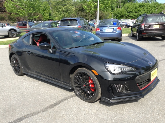 New 2018 Subaru BRZ tS Coupe in Bangor