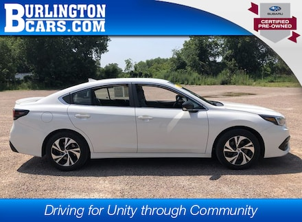 2020 Subaru Legacy Base Trim Level Sedan