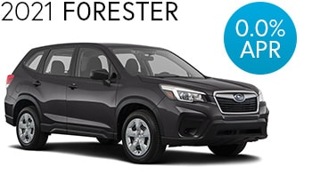 2021 Subaru Forester Finance Deal