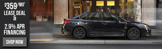 Subaru Wrx Lease >> Subaru Wrx Deals Burlington Subaru