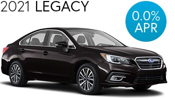 2021 Subaru Legacy Finance Deal