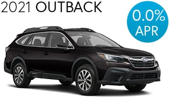 2021 Subaru Outback Finance Deal
