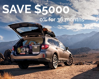 2018 Subaru Outback Deal