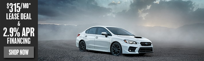 Subaru Wrx Deals Burlington Subaru