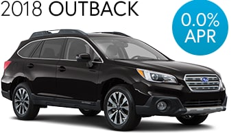Subaru Outback Finance Deal