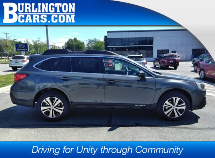 New 2019 Subaru Outback 2.5i Limited SUV in Burlington