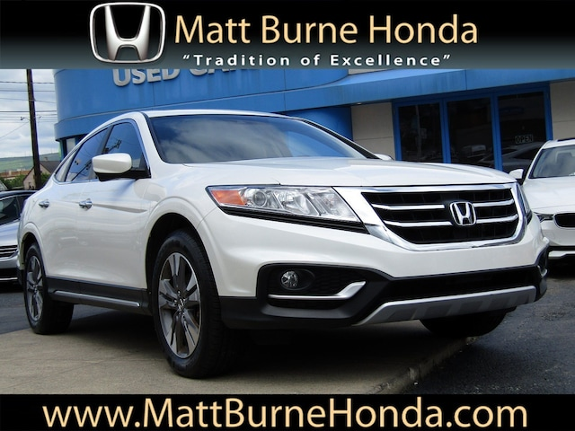 Used Honda Crosstour >> Used 2014 Honda Crosstour Ex L For Sale In Scranton Pa Near